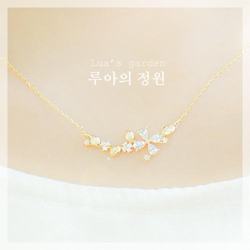 LUA'S GARDEN Necklace