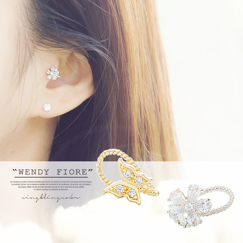 ★EAR CUFFS★WENDY FIORE Ear Cuffs