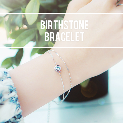 ★special price★SWAROVSKI★BETTY BIRTHSTONE Bracelet