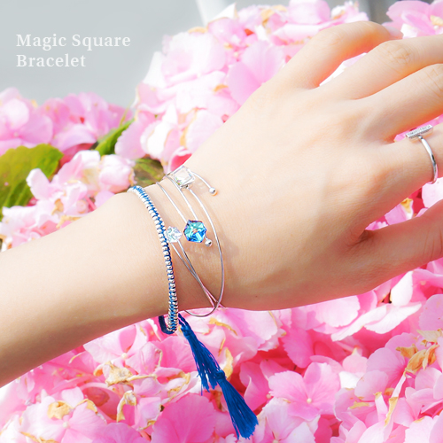 ★SWAROVSKI★MAGIC SQUARE Bracelet