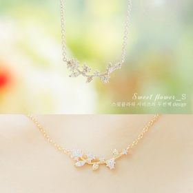 ★Sweet Flower S, Necklace