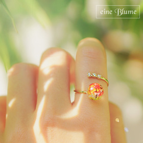 ★handmade★Ring, Amelie Tree Therapy