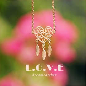 ★HANDMADE★LOVE DREAMCATCHERⅤBracelet