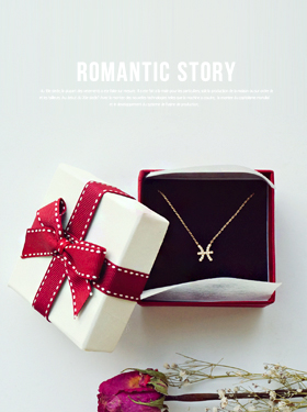 ★NECKLACE / EARRING★GIFT BOX