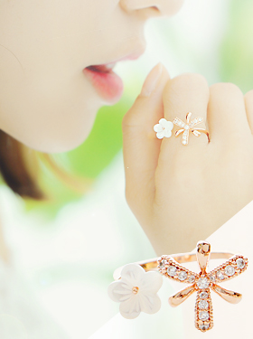 ★FREE SIZE★LE MIEL Ring