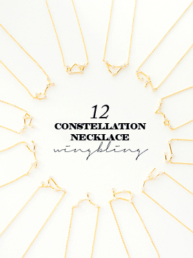 ★Wingbling's only★RIO 12 ZODIAC Necklace