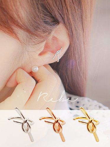 ★Ear Cuffs★REBA Ear Cuffs [Simple Ear Cuffs][Twisted Ear Cuffs]